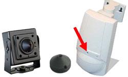 Монтаж системы видеонаблюдения из материалов заказчика